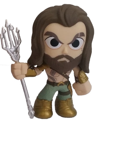 Batman vs Superman Mystery Mini - Aquaman - ToyKraze