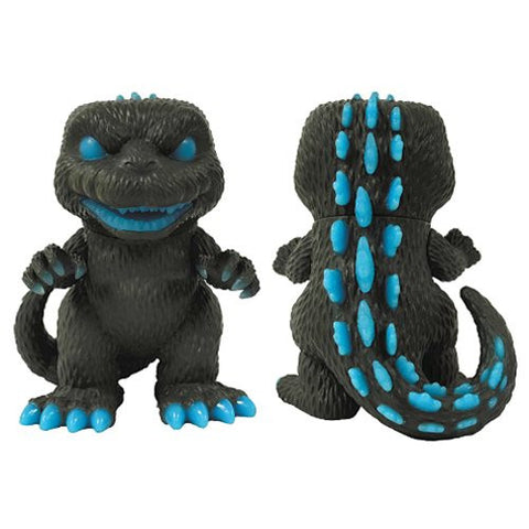 Atomic Breath Godzilla 6in Glow-in-the-Dark PX Exclusive - ToyKraze