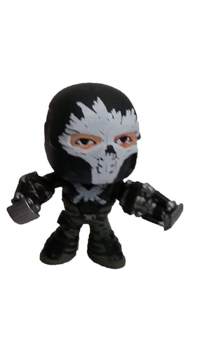 Captain America: Civil War Mystery Mini - Crossbones - ToyKraze