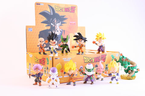 TLS x Dragon Ball Z Wave 1 Display Case
