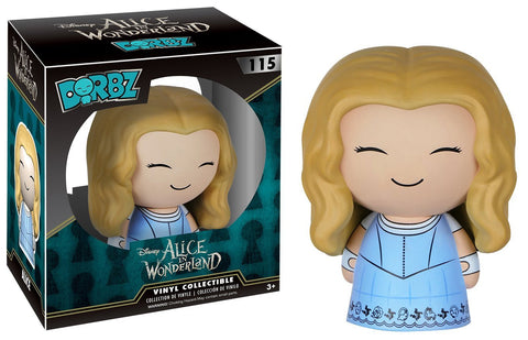 Dorbz: Disney Alice in Wonderland - Alice - ToyKraze