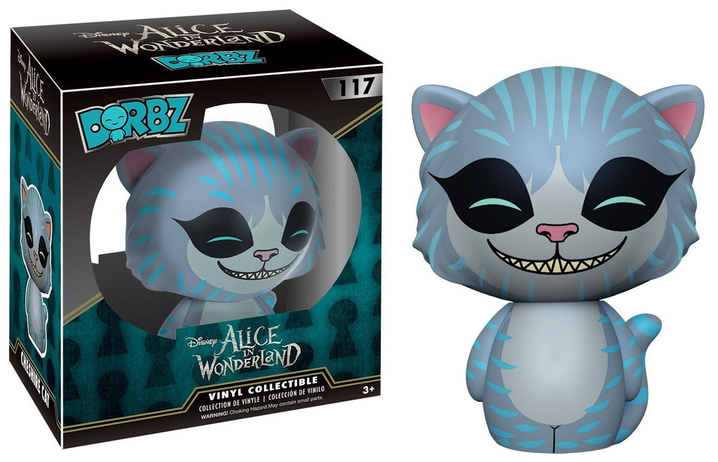 Dorbz: Disney Alice in Wonderland - Cheshire Cat - ToyKraze