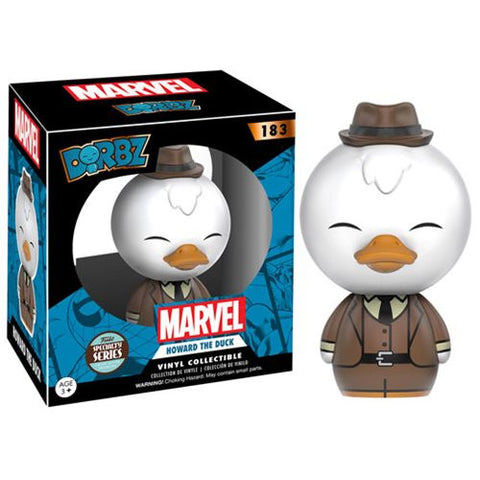 Dorbz: Marvel Guardians of the Galaxy Howard the Duck - ToyKraze