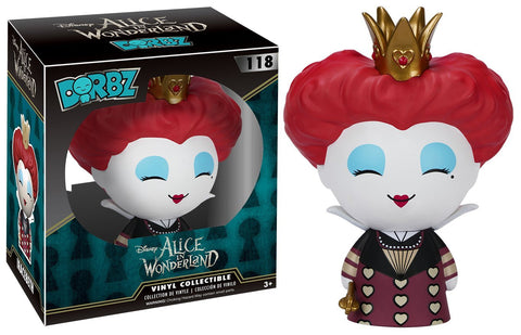 Dorbz: Disney Alice in Wonderland - Iracebeth - ToyKraze