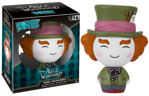 Dorbz: Disney Alice in Wonderland - Mad Hatter - ToyKraze
