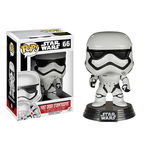 Funko Pop! Star Wars Ep 7 Force Awakens - First Order StormTrooper - ToyKraze