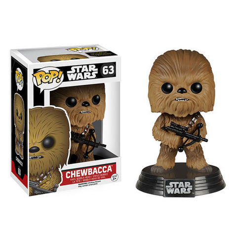 Funko Pop! Star Wars Ep 7 Force Awakens - Chewbacca - ToyKraze
