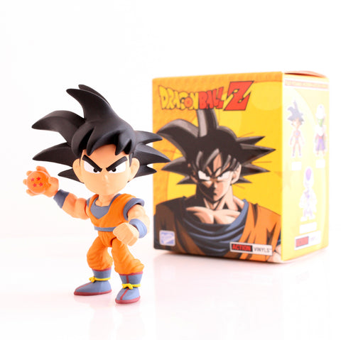 TLS x Dragon Ball Z Wave 1 - Goku