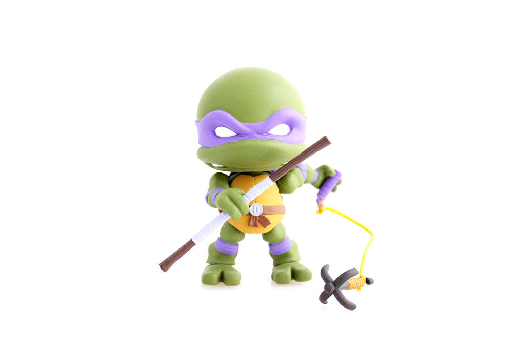 TLS x Teenage Mutant Ninja Turtles Wave 2 TMNT - Donatello - ToyKraze