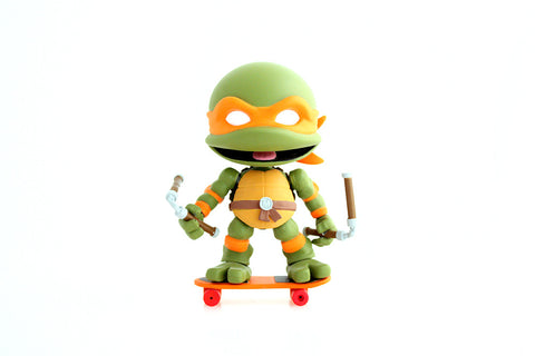 TLS x Teenage Mutant Ninja Turtles Wave 2 TMNT - Michelangelo - ToyKraze