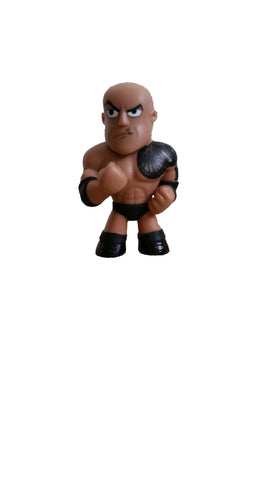 Funko Mystery Mini- WWE - The Rock - ToyKraze