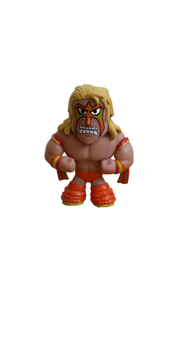 Funko Mystery Mini- WWE - Ultimate Warrior - ToyKraze
