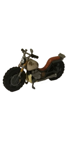Walking Dead Series 4 Mystery Mini - Daryl's Motorcycle - ToyKraze