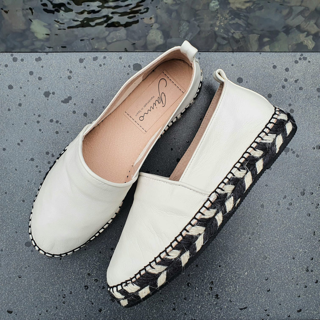 Tapas Collection | Dolly Flat Espadrilles