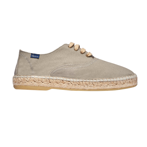 LUPO Grey Men espadrilles - Badt and Co - singapore