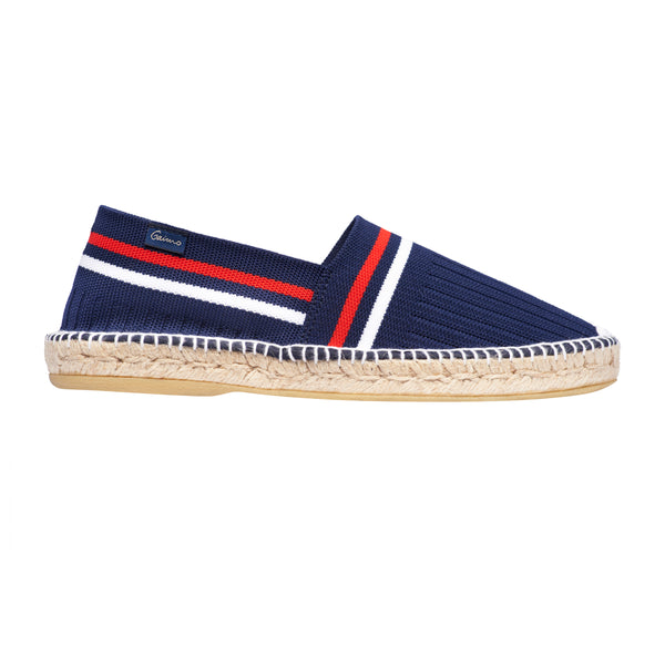 WISH NAVY Men espadrilles [sizes 40, 41, 42, 43, 44, 45, 46 available]