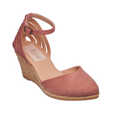TEMPLO BLUSH espadrilles [sizes 39, 41 available]