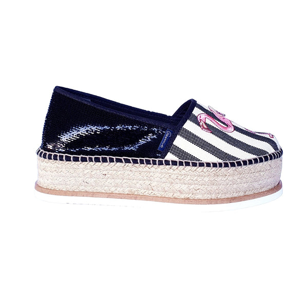 FLAMINGO espadrilles - Badt and Co - singapore