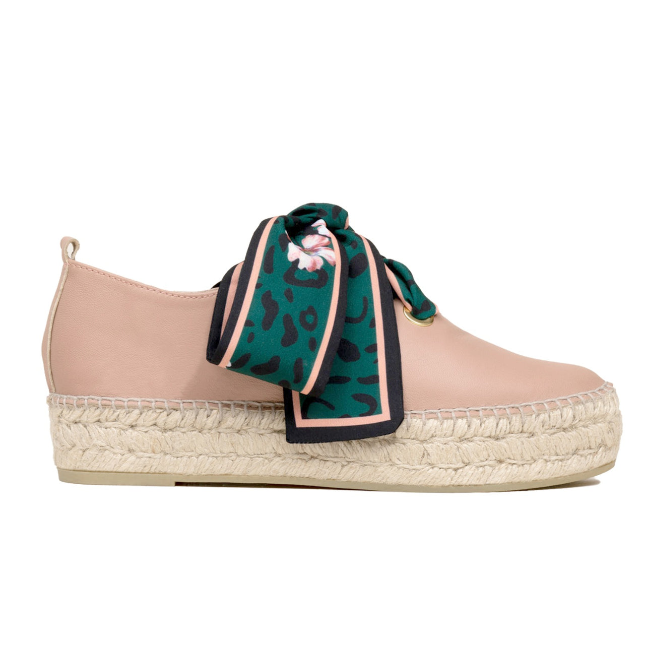 RUNNI Blush espadrilles - Badt and Co - singapore