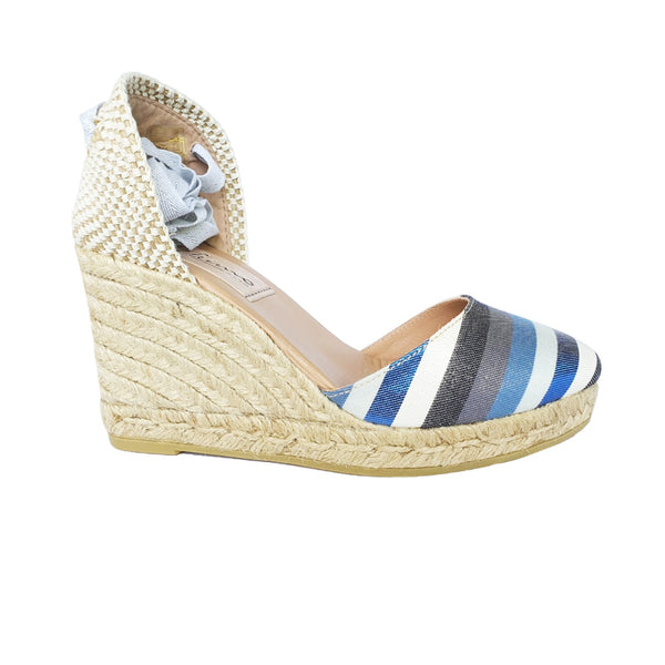 COLIN Sky Blue espadrilles - Badt and Co - singapore