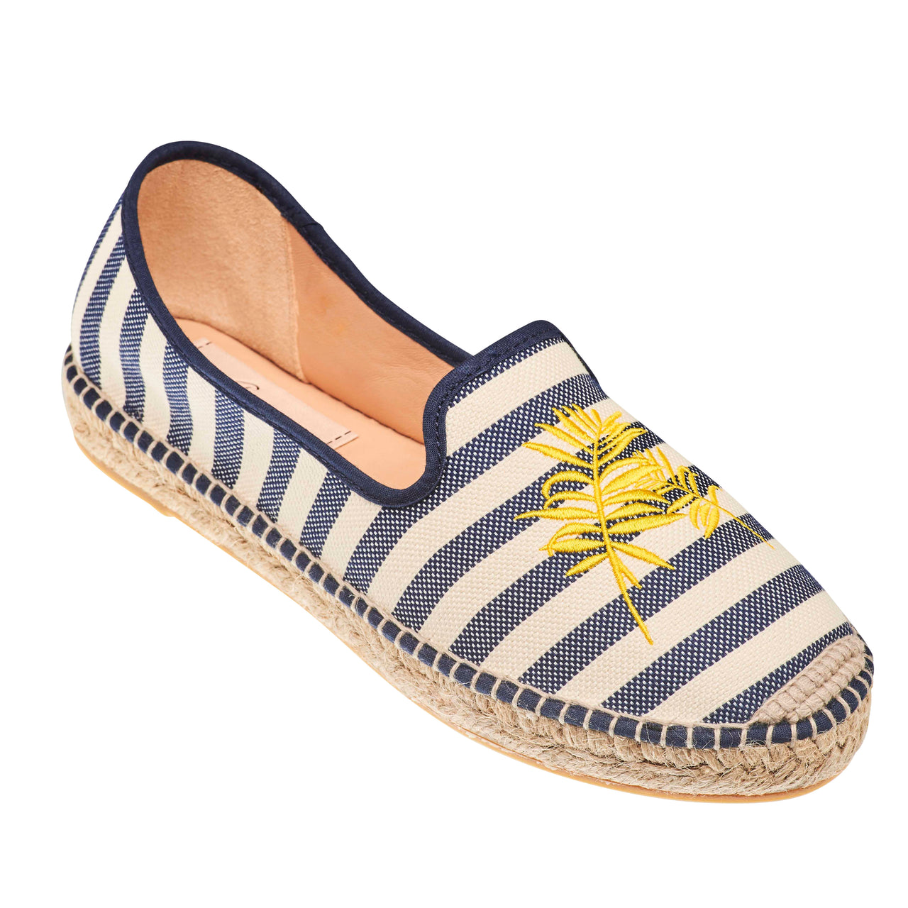 TONSON Navy espadrilles - Badt and Co - singapore