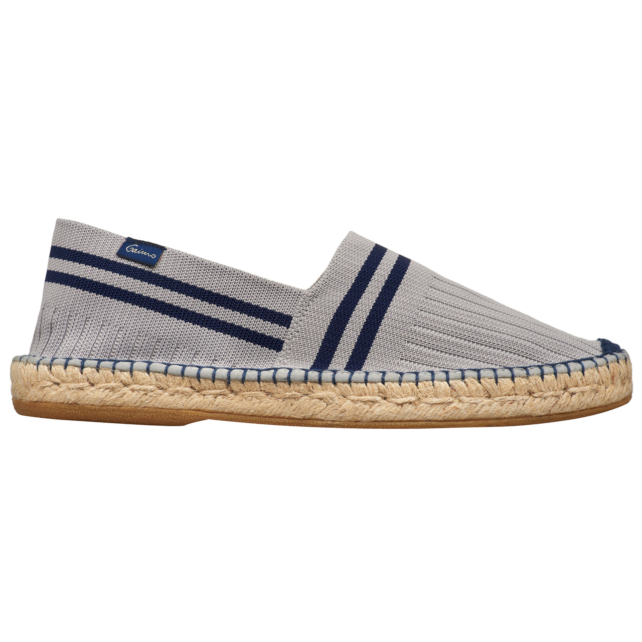 WISH GREY Men espadrilles - Badt and Co - singapore