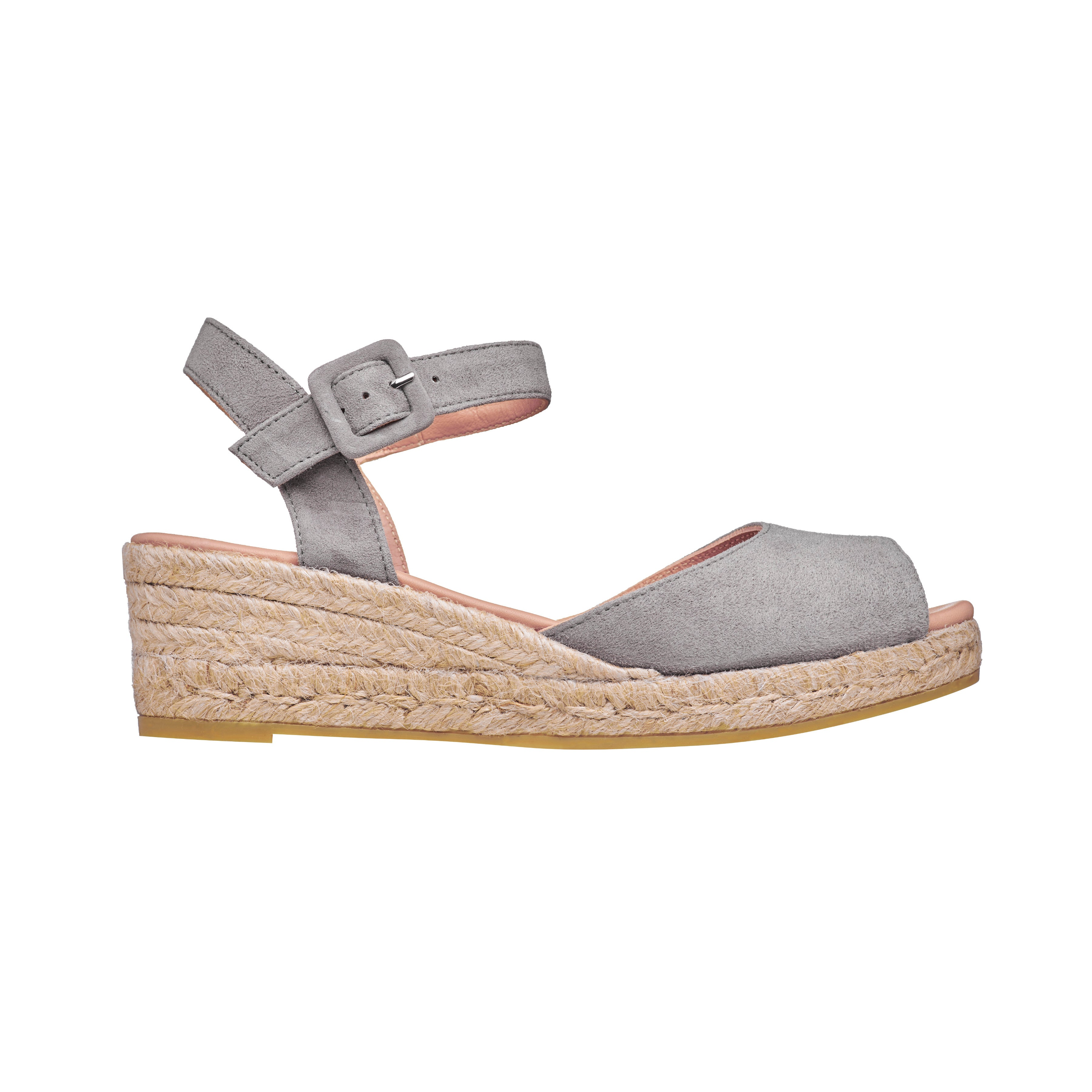 CONO Grey espadrilles [sizes 35, 36, 40, 41 available]