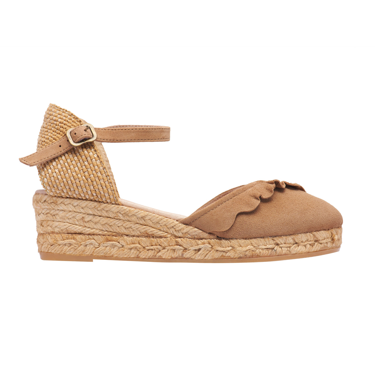 CLEA Nude espadrilles - Badt and Co - singapore