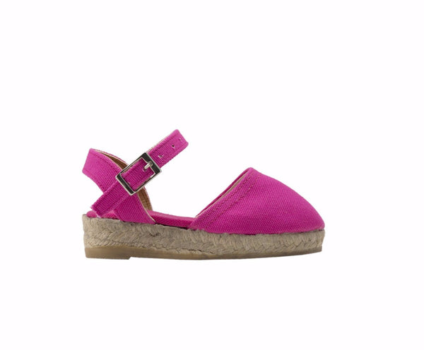 GADES PINK and GADES RED Kids espadrilles - Badt and Co - singapore