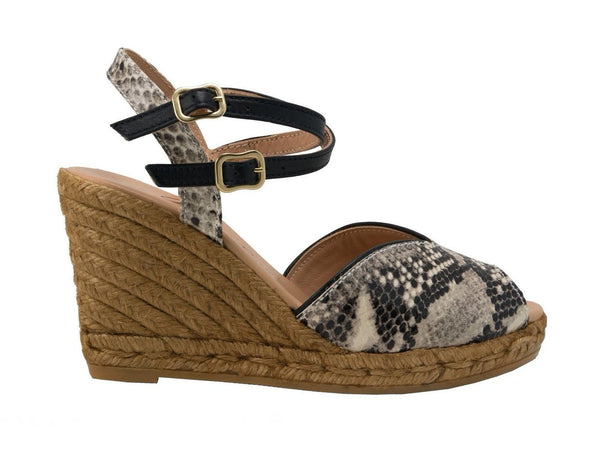 GINA espadrilles - Badt and Co - singapore