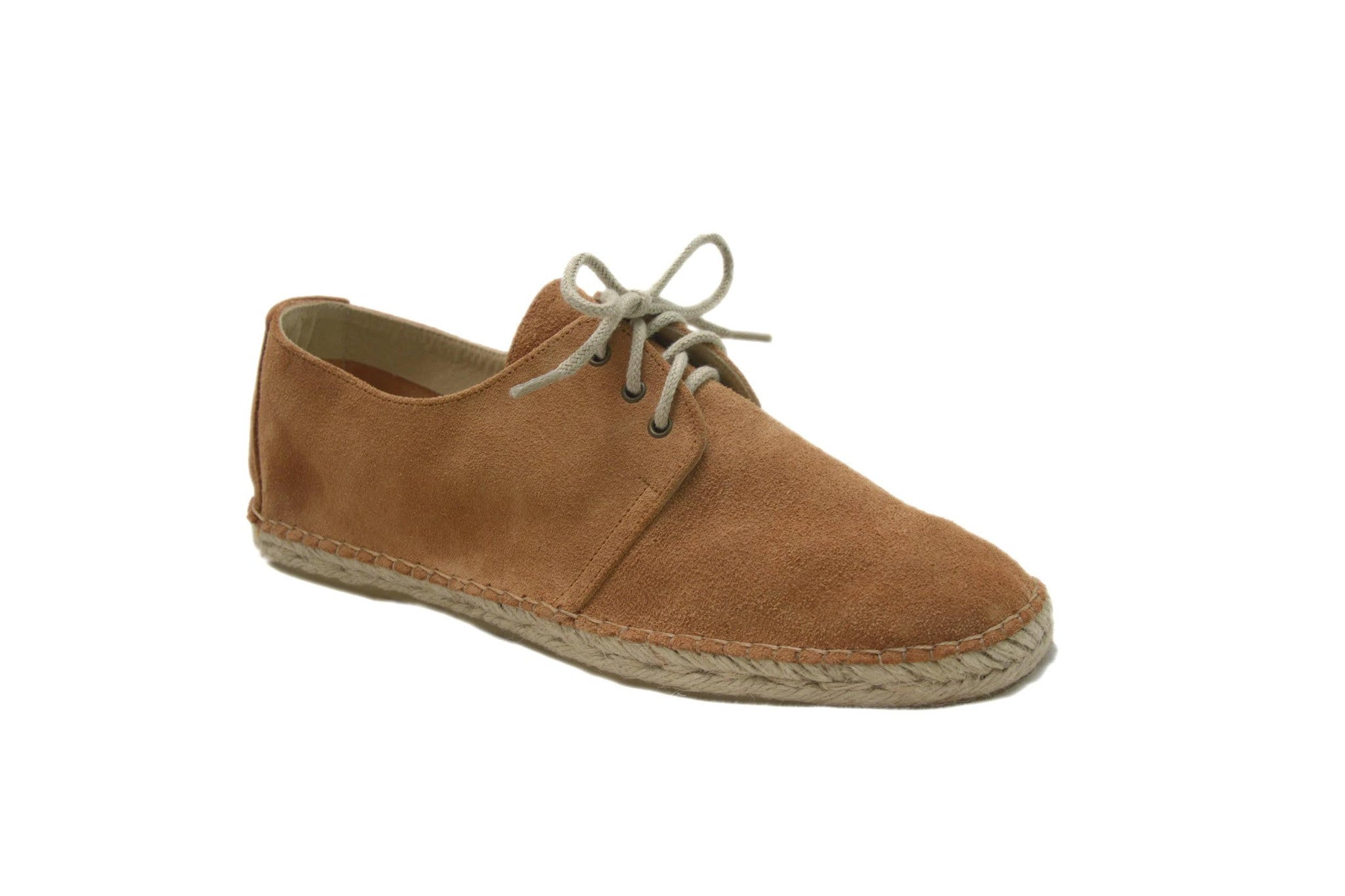 IBERIAN Brown espadrilles for Men [size 46 available]