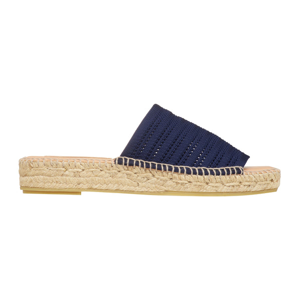 GLADIS Navy espadrilles - Badt and Co - singapore