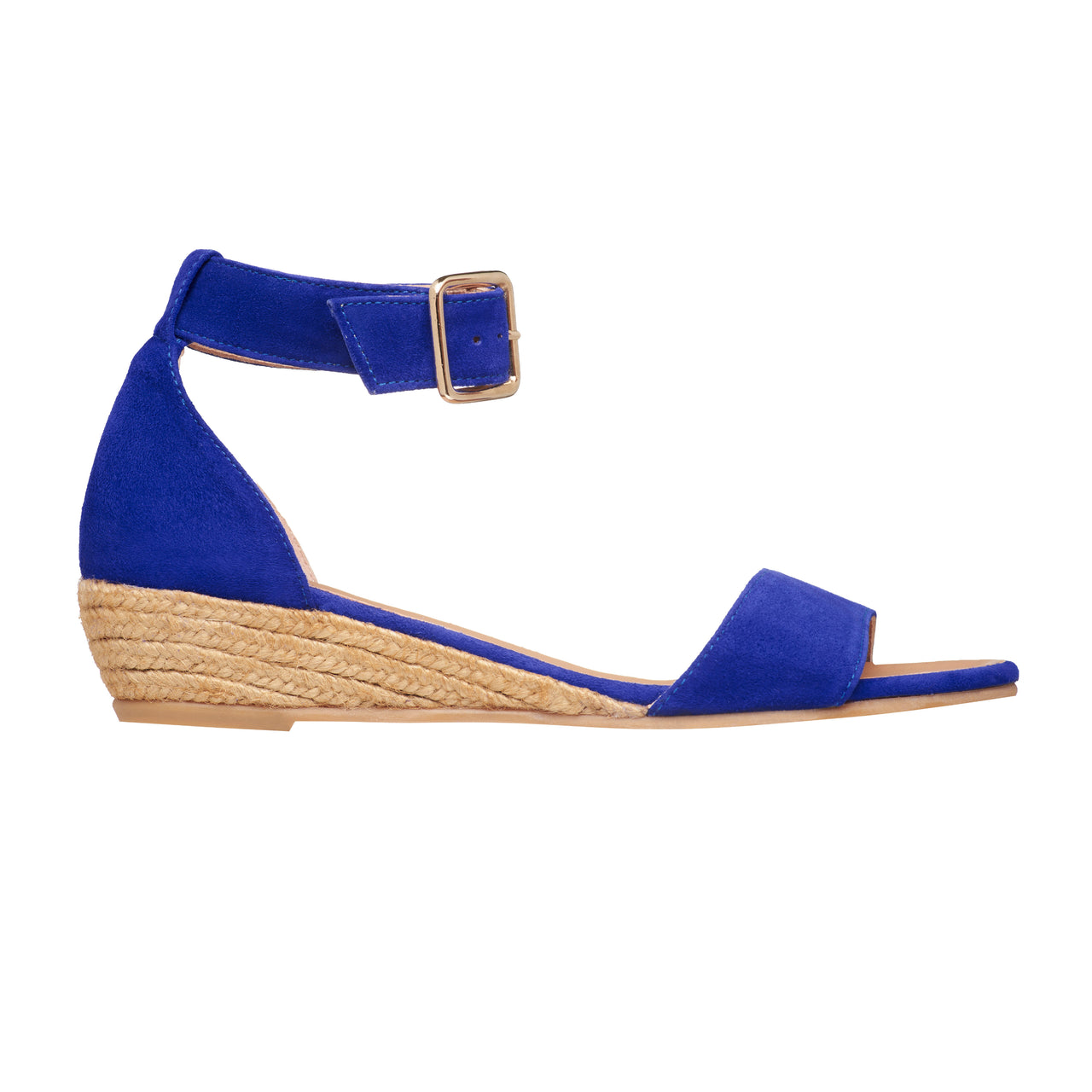 NELI Klein Blue espadrilles - Badt and Co - singapore