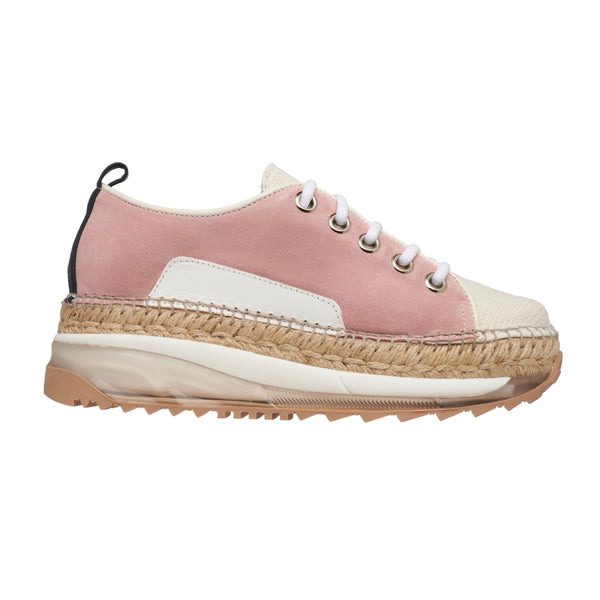 TIERRA Blush sneakers - Badt and Co - singapore
