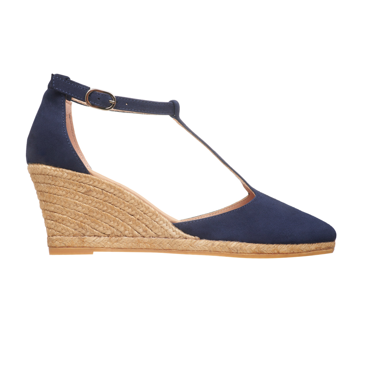 TUREIS Midnight Blue espadrilles