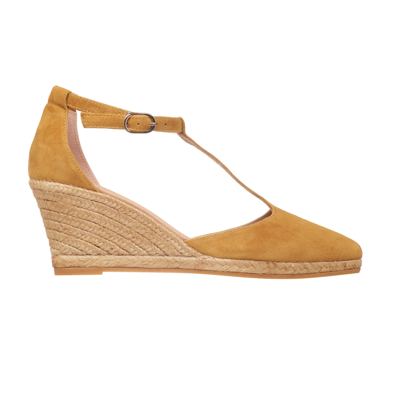 TUREIS Ochre espadrilles - Badt and Co - singapore