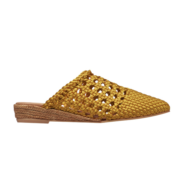 YIRVIN Ochre espadrilles [sizes 35, 36, 40, 41 available]