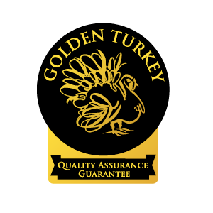 Golden turkey guarantee