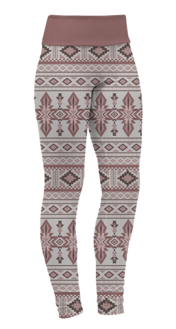 """Tribal"" Leggings"