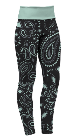 """Bandanner"" Leggings"