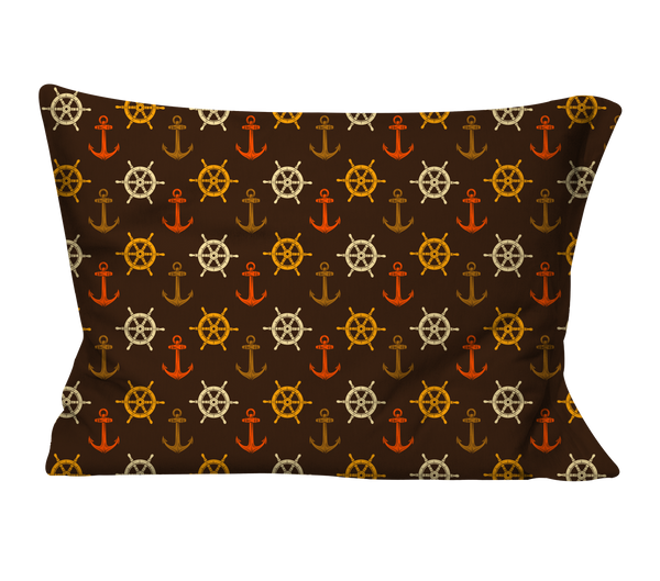 """Boats & O's"" Pillow Case"