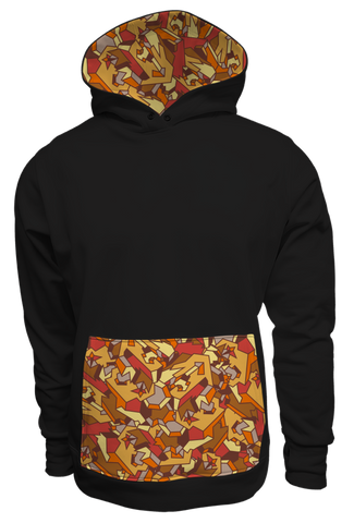 """Delusions"" Pullover Hoodie"
