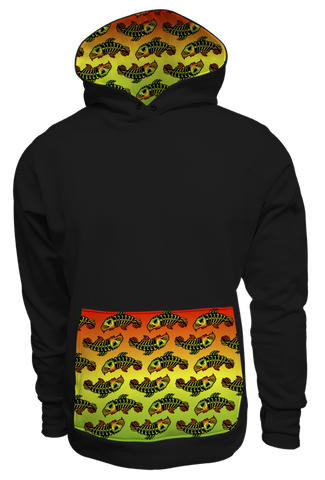 """Fried Escovitch"" Pullover Hoodie"
