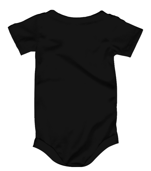 """Black Tiger"" Baby Onesie"