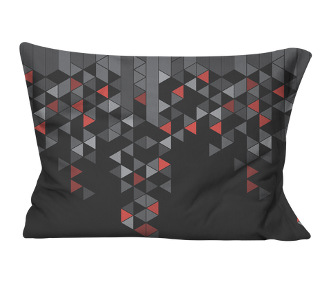 """Tridangles"" Pillow Case"