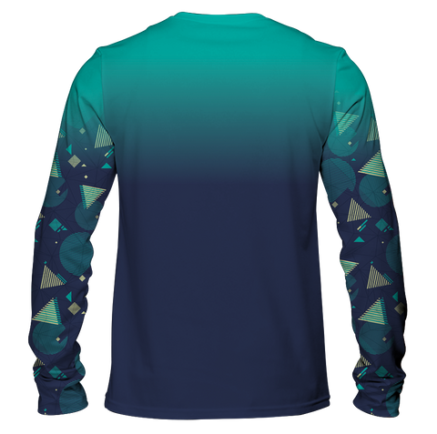 """Fresh Prints"" Men's Long Sleeve Tee"