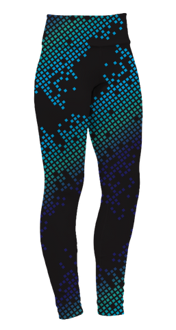 """Neon Vibes"" Leggings"