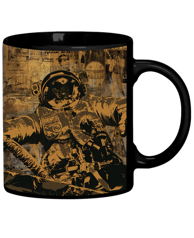 """Astronaut"" Coffee Mug"