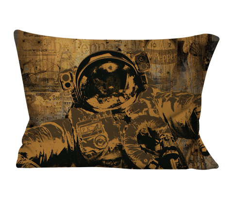 """Astronaut"" Pillow Case"