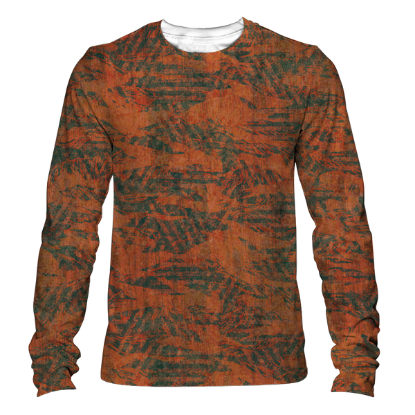 """Pattern"" Men's Long Sleeve Tee"